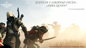 Assassin's Creed III - Freedom...for how? by josetemg