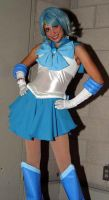 Sailor Mercury by StephanieYanez