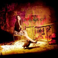 halloweenDemiL.+photom... by TheDivasms