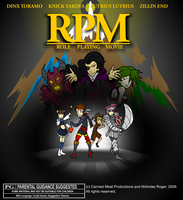 RPM: the Role Playing Movie by The-Knick