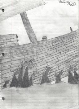 Ship Wreck by Universe12