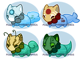:Offer to Adopt Puddloxes(closed): by PrePAWSterous