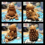 Goron sculpture by Umulu