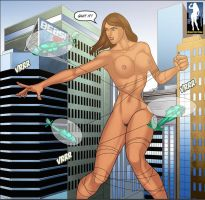 Queen Kong by giantess-fan-comics