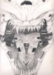 TeetH the multimouth monster by ominous-rop