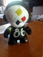 Steelers munny. by MaskedRascal
