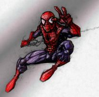 Wya's Spidey by DrewEiden