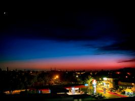 Clouds Over Nicosia by sican