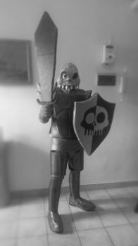 Medievil Cosplay by TheWalden