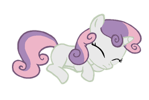 Sweetie Belle Vector 2 by Bronyboy