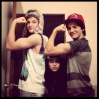 Cody Simpson Muscles by DemiFan101