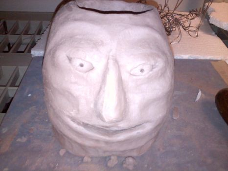 Clay faced cup by aa321919