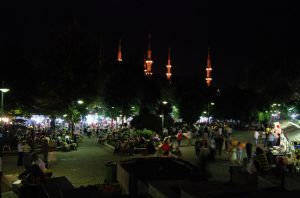 sultan ahmet square by ozycan