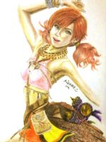 Oerba by thewalkingpencil