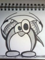 Pinguino by Anyed