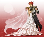 Munto x Yumemi : Wedding Dance by juhaihai