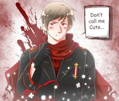 2p!Russia - Don't Call Me Cute... by xXKikaru-ChanXx
