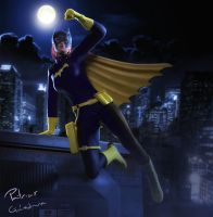 New Batgirl by PGandara