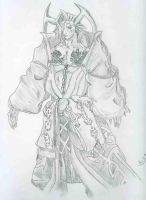 SEYMOUR GUADO by ShiroiSinCell