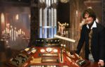 The Doctor at the TARDIS by TimeLordParadox
