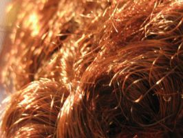 Brown Hair Stock by SerendipityStock