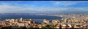 Marseille by Marba