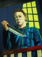 Michael Myers by GregLakowske