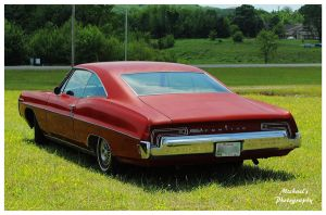 A Very Nice Pontiac Catalina by TheMan268