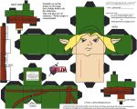 VG 5: Link Cubee by TheFlyingDachshund
