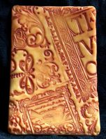 Polymer Clay ACEO 2 by ValerianaSolaris