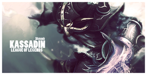 Kassadin : League of Legends by 3hmoob