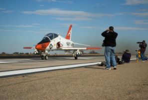 T-45 Takeoff Roll by jdmimages