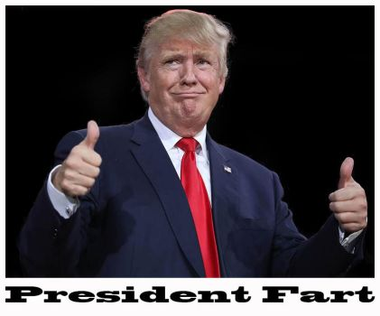 President Fart by oi101