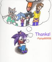 Thanks for the 100+ Watchers! by Piplup88908