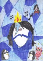 Marceline's Outrage by Miss-Whoa-Back-Off
