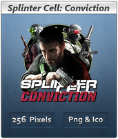 Splinter Cell Conviction - Ico by Crussong