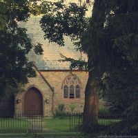 Little church by sataikasia