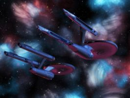 Always and never together by davemetlesits