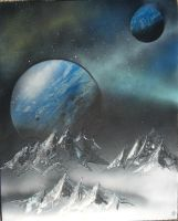 Spray Paint Art2 by ab-lynx