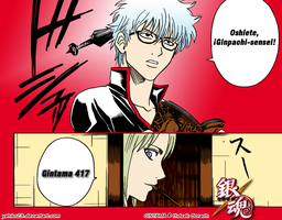 Gintama Cap 417 by Yahiko23
