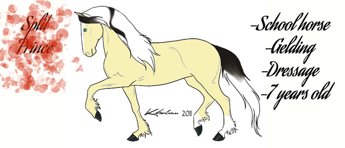 OC_HORSE_RP_Split Prince by Starshine1ful