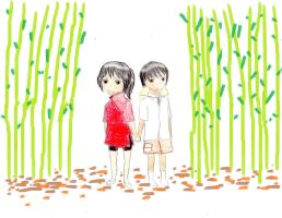 Bamboo Kids by CherieAntoinette