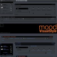 mood VisualStyle by aMADme