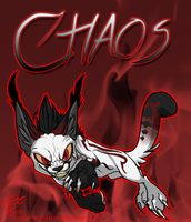 Chaos - Badge by Chaotic--Edge