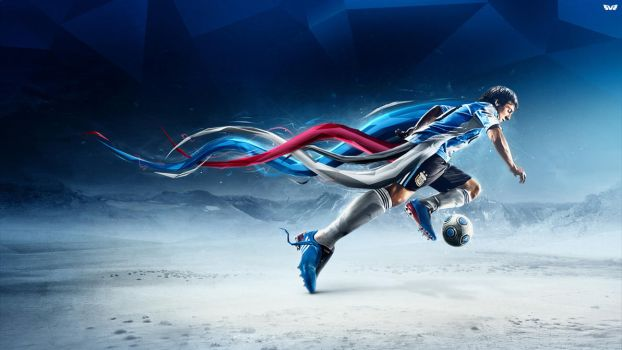 Lionel Messi by rokasme