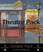 Theatre Pack by PaintedOnMySoul