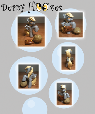Derpy Hooves Custom Blind Bag by DreadArkive