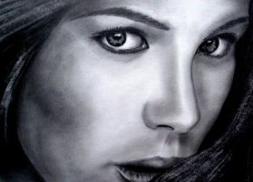 Kate Beckinsale by M--Art