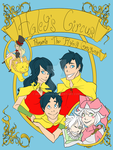 Haley's Circus Presents by Rakuranger