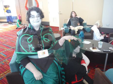 Mama D and Signless 2! by erisol982